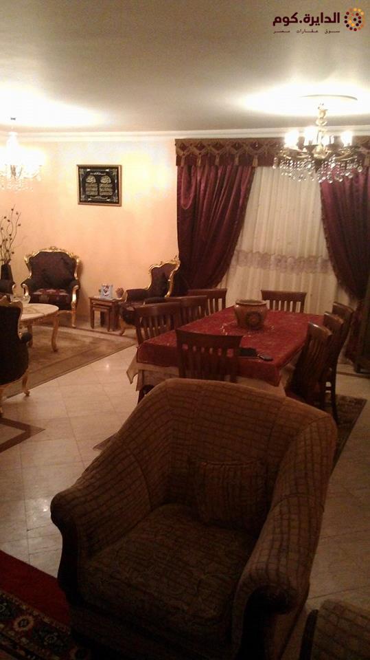 للبيع شقه بأرض الجولف بمصر الجديدة عمارات المروة 2
