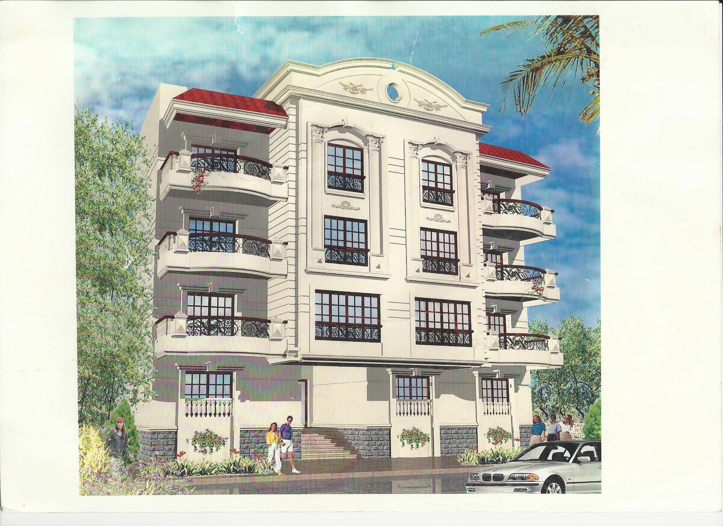 شقة للبيع بمدينة نصر  200 متر بالمنطقة التاسعة