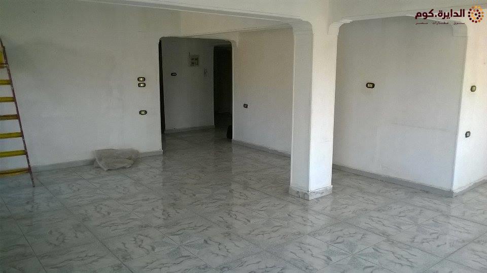 بجوار النادي الأهلي شقة 190 م للبيع بحرية تطل علي جنينة ، الشقة